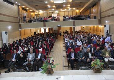 همایش سراسری دست اندرکاران انتخابات شهرستان ملارد