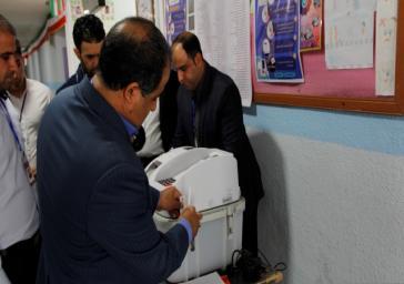 آغاز رای گیری در 192 شعبه اخذ رای شهرستان ملارد