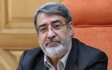 تقدیر وزیر کشور از دکتر سعید ناجی فرماندار شهرستان شهریار