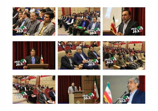 همایش تبادل نظر پیرامون فرآیند تبلیغات و جرائم انتخاباتی در شهرستان شهریار