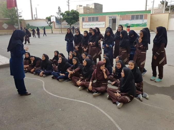 برگزاری برنامه های آموزش جامع شبکه بهداشت و درمان شهرستان شهریار
