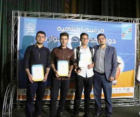 درخشش سه گروه شرکت کننده دانش آموزی شهریار در دوازدهمین جشنواره بین المللی تبیان
