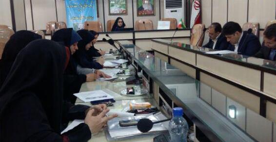 برگزاری جلسه ارزیابان برنامه تعالی مدیریت مدرسه در شهریار