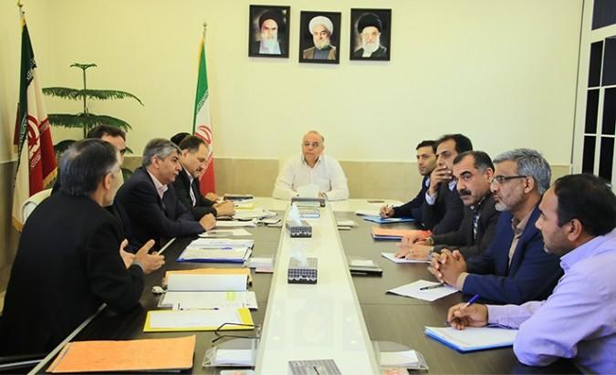 جلسه کارگروه آردو نان شهرستان شهریار تشکیل شد