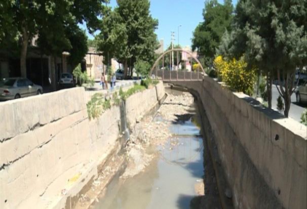 رودخانه شادچای در صباشهر شهریار ایمن سازی می شود