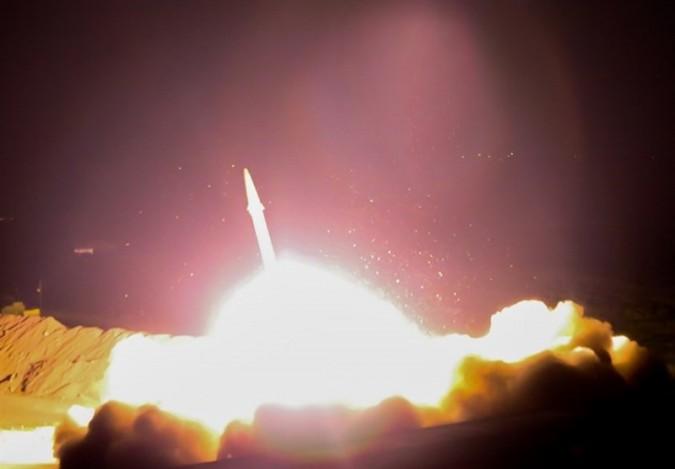انجام موفقیتآمیز انتقام بزرگ سپاه/اصابت دقیق موشکها به مواضع تروریستها