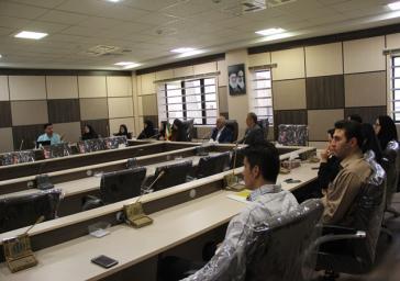 دوره آموزشی مقابله با تب «کریمه کنگو» برای کارکنان فرمانداری ملارد برگزار شد