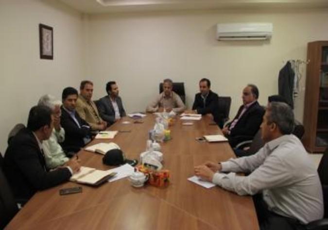 برگزاری جلسه ستاد پیشگیری از آنفلوانزای فوق حاد پرندگان در شهرستان ملارد