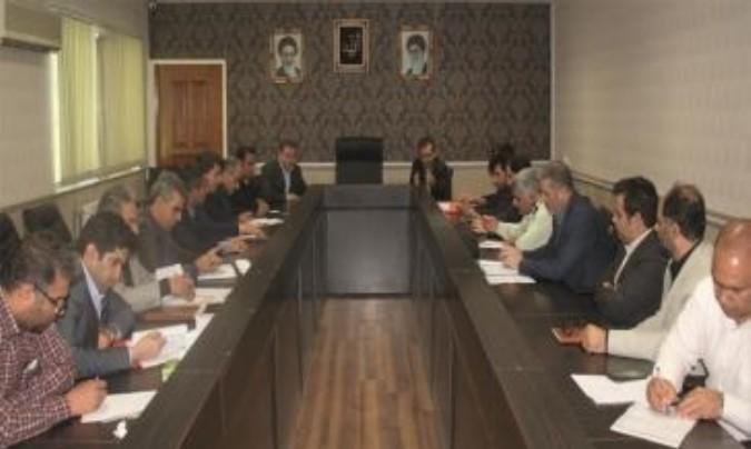 برگزاری جلسه پیشگیری از ساخت و ساز غیر مجاز در شهرستان قدس