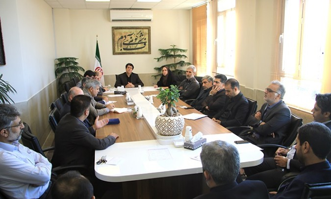 اولین جلسه ستاد ساماندهی امور اتباع و مهاجرین خارجی شهرستان شهریار