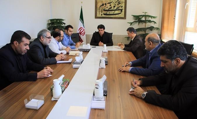 اولین جلسه انجمن کتابخانه های عمومی شهرستان شهریار برگزار شد