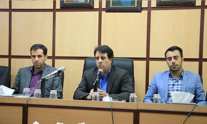 اولین جلسه گروه کاری سلامت و امنیت غذایی شهرستان شهریار تشکیل شد
