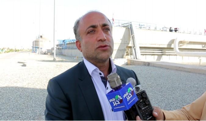 مدیرعامل شرکت آب و فاضلاب شهر و شهرک های غرب استان تهران :شهرقدس یکی از بهترین آب های استان تهران را دارد