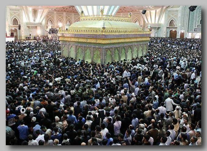 اعزام خانوادهای شاهد و ایثارگران شهرستان شهریار به مراسم سالگرد ارتحال امام خمینی (ره)
