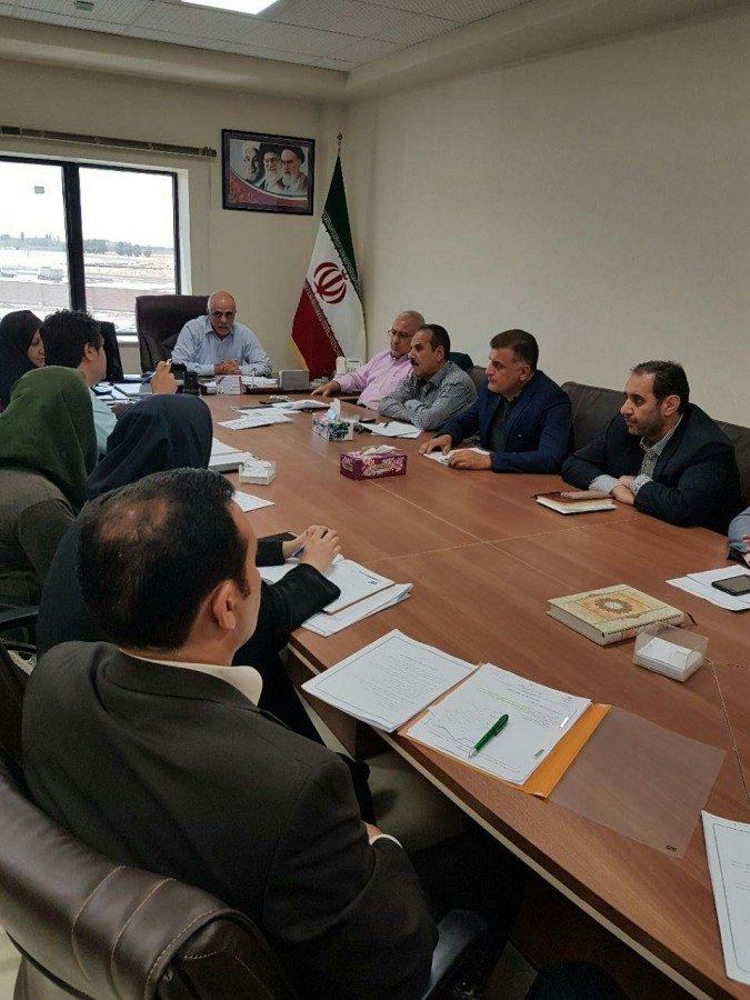 برگزاری جلسه شورای سالمندی در شهرستان ملارد