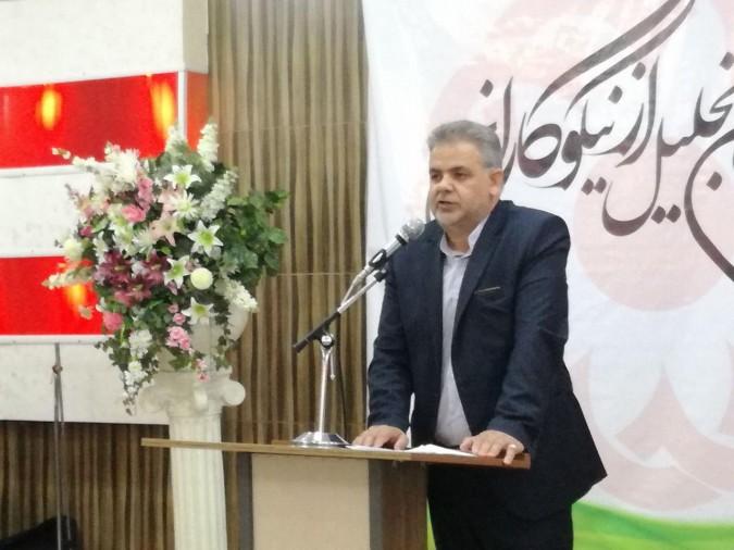 برگزاری مراسم تجلیل از خیرین بهزیستی در شهرستان شهریار