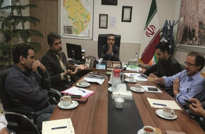 برگزاری جلسه هماهنگی حفاریهای شهرستان قدس