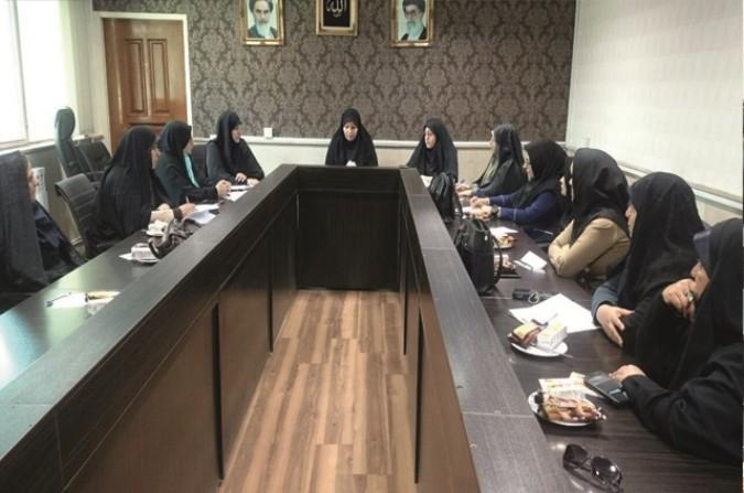 برگزاری جلسه هماهنگی همایش عفاف و حجاب شهرستان قدس
