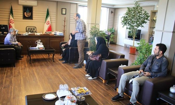 ملاقات عمومی دکتر ناجی با شهروندان برگزار شد