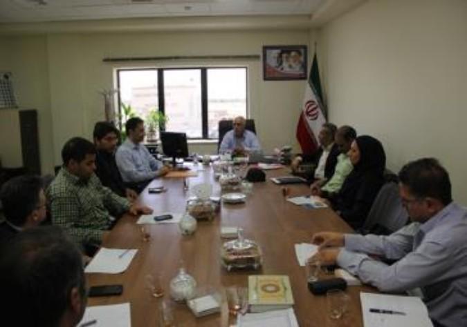 سومین جلسه کمیسیون برنامه ریزی ، هماهنگی و نظارت بر مبارزه با قاچاق کالا و ارز شهرستان ملارد در سالجاری