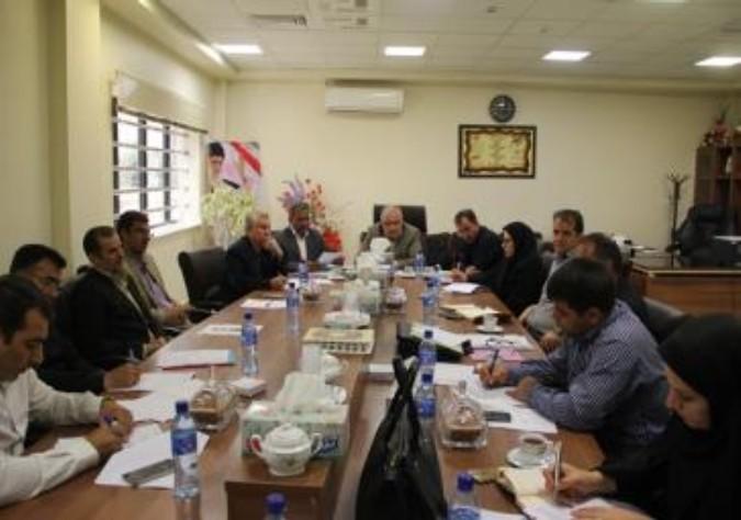 کارگروه مدیریت جامع آبخیز داری شهرستان ملارد تشکیل جلسه داد