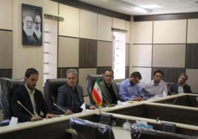نخستین جلسه شورای حفاظت از منابع آب شهرستان ملارد در سالجاری