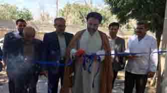 به مناسبت هفته بهزیستی، مرکز توانبخشی آسایش با حضور مسئولین شهرستان ملارد افتتاح شد.