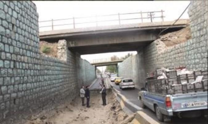 تسطیح و زیر ساخت های افزایش ریل راه آهن در شهر قدس