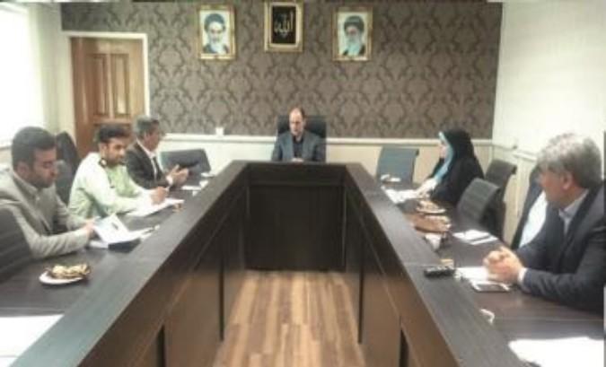 برگزاری سومین جلسه کمیسیون مبارزه با قاچاق کالا و ارز شهرستان قدس