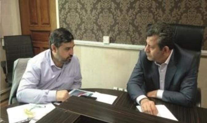برگزاری جلسه بررسی وضعیت پروژه های عمرانی شهرستان قدس