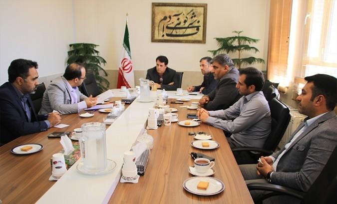جلسه ستاد گرامیداشت روز خبرنگار در شهرستان شهریار