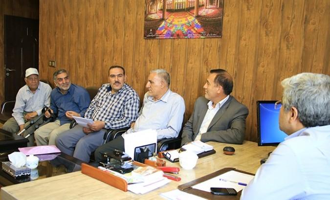 ملاقات عمومی فرماندار شهرستان شهریار با شهروندان برگزار شد