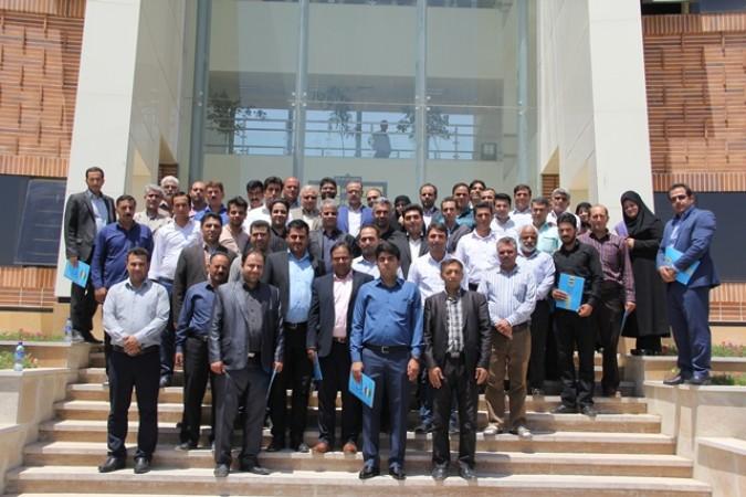 همایش تجلیل از دهیاران شهرستان ملارد (گزارش تصویری)