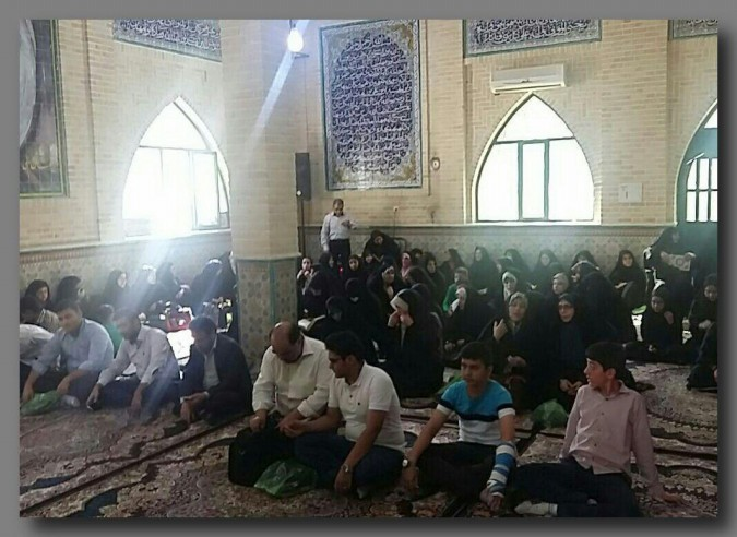 اعزام همسران وفرزندان شاهد و ایثارگران به مسابقات قرآنی مرحله استانی