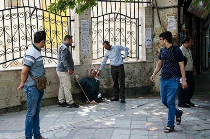 اجرای طرح جمع آوری و ساماندهی متکدیان شهرستان شهریار