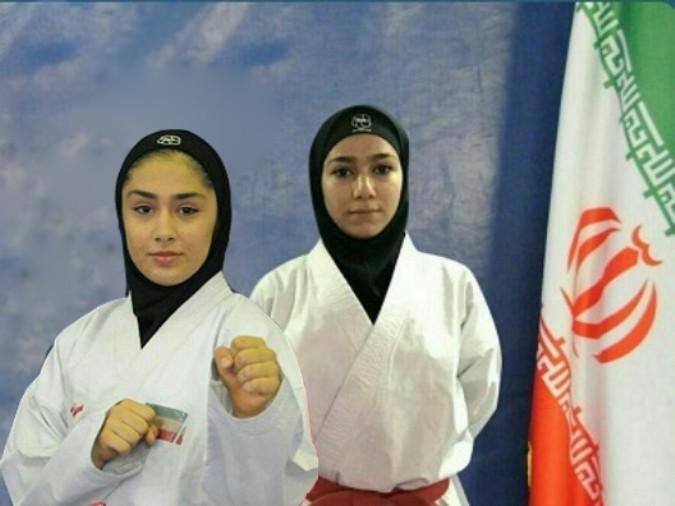 کسب مدال طلا و نقره مسابقات قهرمانی کاراته آسیا برگردن دانش آموزان شهریاری