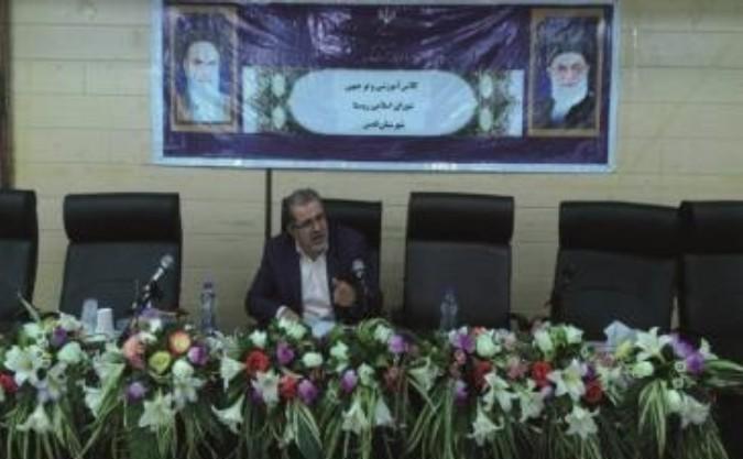 برگزاری کارگاه آموزشی و توجیهی شورای اسلامی روستا در شهرستان قدس