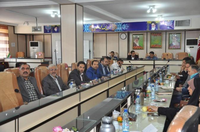 دومین جلسه شورای آموزش وپرورش شهریار