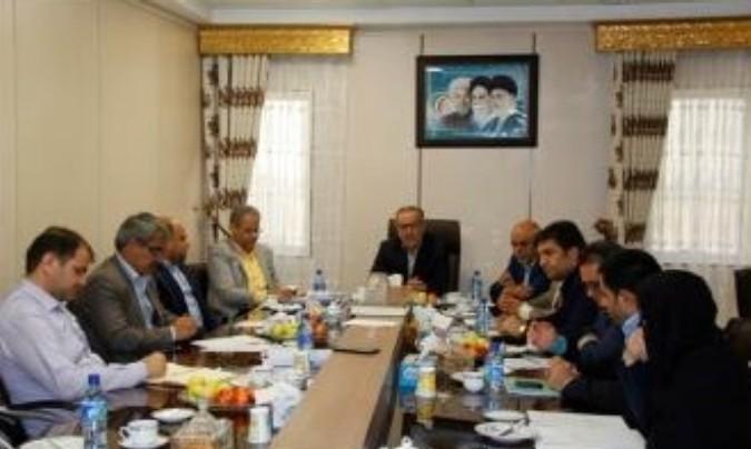 مراسم تحلیف اعضای و هیئت رئیسه شورای اسلامی شهر صفادشت
