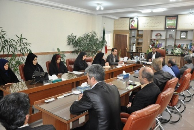 نخستین جلسه شورای مشورتی مدیران ابتدایی برگزار شد