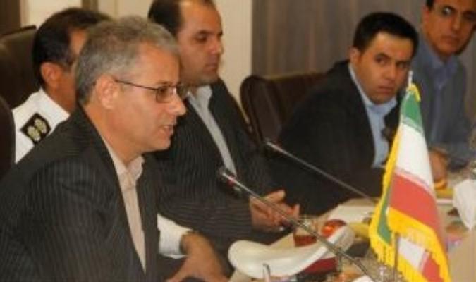 بهره برداری از پل عابر پیاده میدان شهدای ملارد در هفته دولت