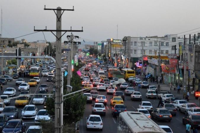 تردد روزانه 700هزار خودرو از غرب استان به پایتخت