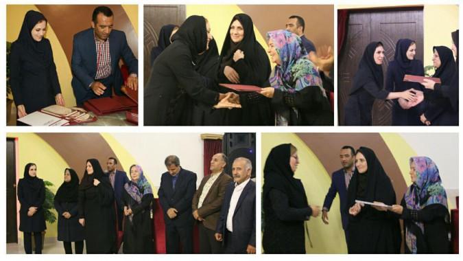 برگزاری گردهمایی نواب رئیسان بانوان هیات های ورزشی شهرستان شهریار