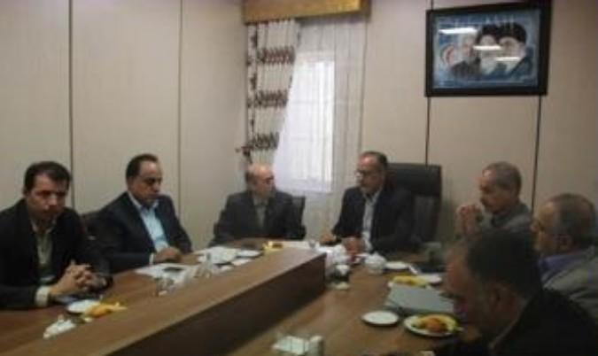 برگزاری جلسه بررسی مسائل و مشکلات حوزه بهداشت و درمان شهرستان ملارد