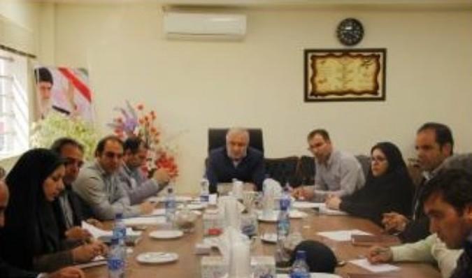 کارگروه مستمر بهبود کسب وکار شهرستان ملارد تشکیل جلسه داد