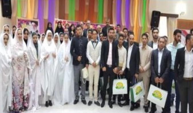 جشن پیوندهای آسمانی در شهرستان ملارد