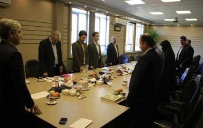 مراسم تحلیف اعضای شورای اسلامی شهر وحیدیه