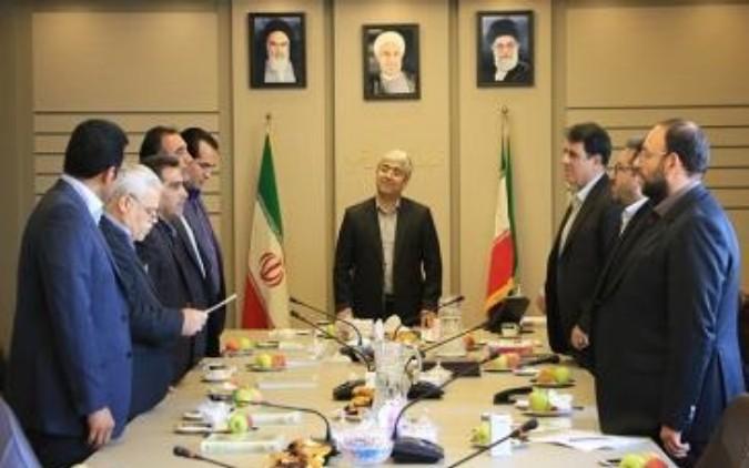 مراسم تحلیف اعضای و هیئت رئیسه شورای اسلامی شهر شاهدشهر