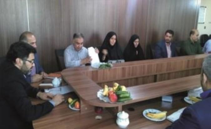 برگزاری جلسه کمیسیون نظارت بر اصناف شهرستان قدس