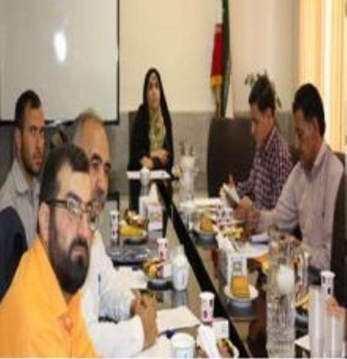 برگزاری کمیته درمان و بازپروری شورای مبارزه با مواد مخدر شهرستان قدس